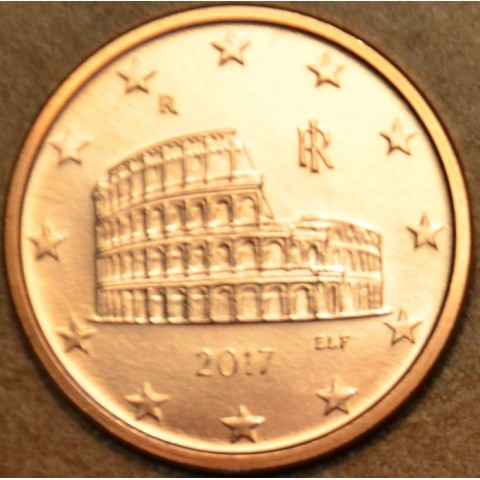 5 cent Italy 2017 (UNC)