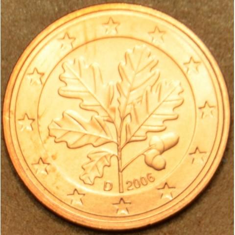 """2 cent Germany """"D"""" 2006 (UNC)"""