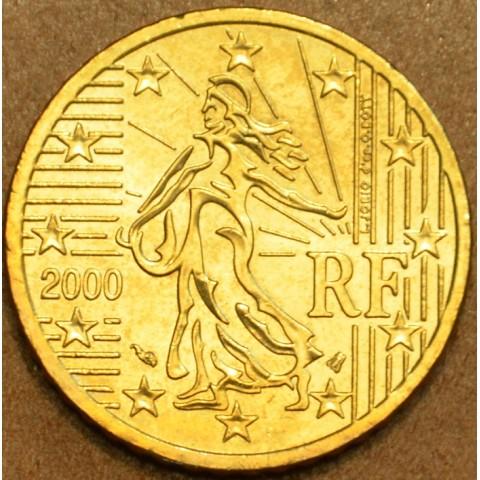 50 cent France 2000 (UNC)