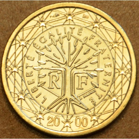 1 Euro France 2000 (UNC)