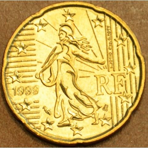 20 cent France 1999 (UNC)