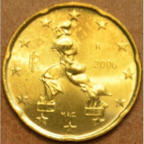 20 cent Italy 2006 (UNC)