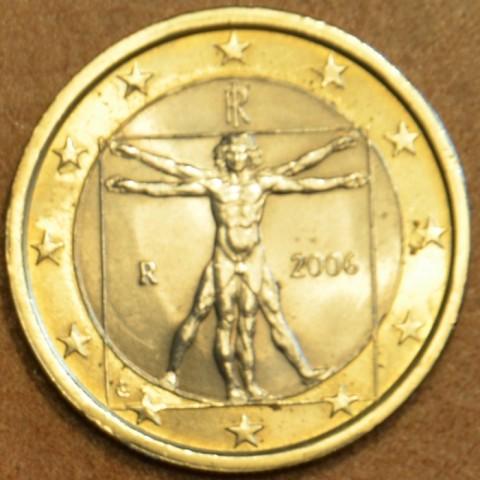 1 Euro Italy 2006 (UNC)