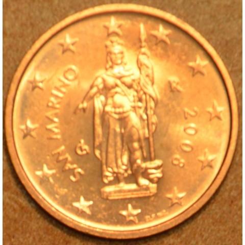 2 cent San Marino 2008 (UNC)