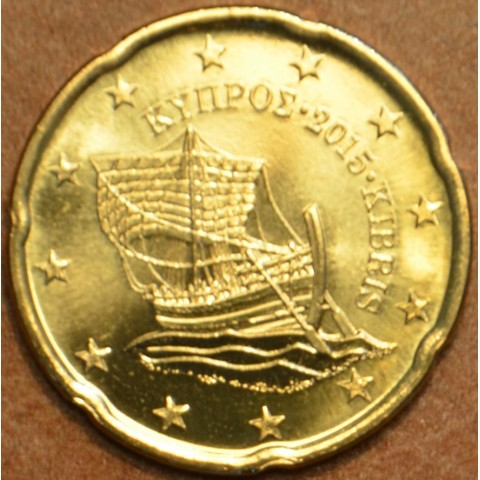 20 cent Cyprus 2015 (UNC)