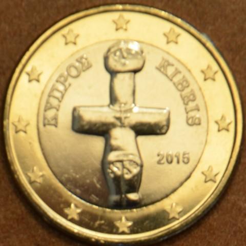 1 Euro Cyprus 2015 (UNC)