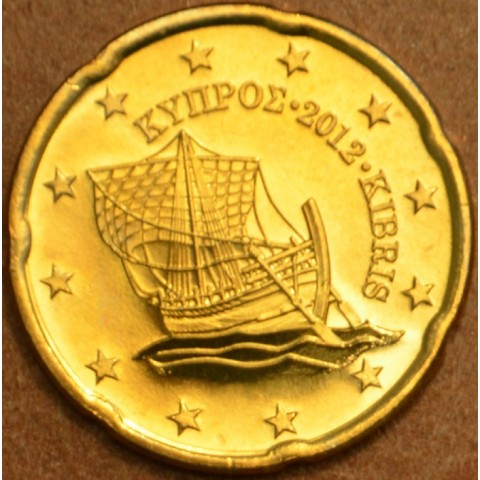 20 cent Cyprus 2012 (UNC)
