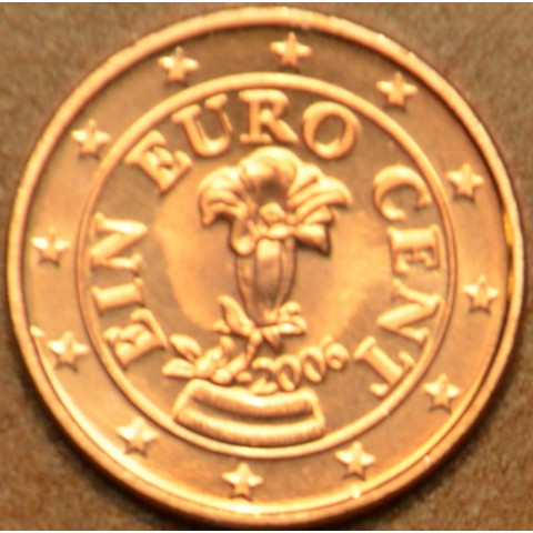 1 cent Austria 2006 (UNC)