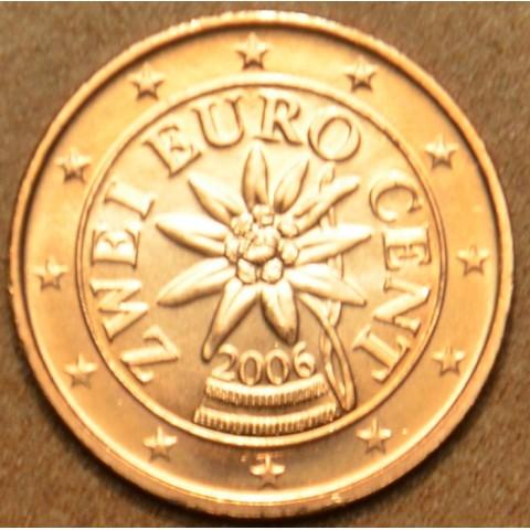 2 cent Austria 2006 (UNC)