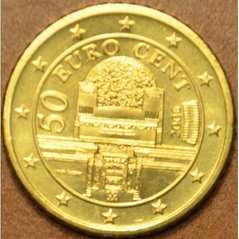 50 cent Austria 2006 (UNC)