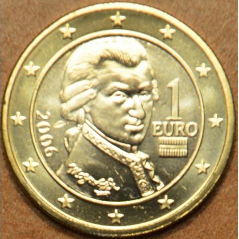 1 Euro Austria 2006 (UNC)