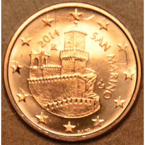 5 cent San Marino 2014 (UNC)
