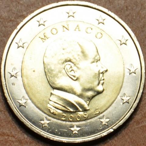 2 Euro Monaco 2009 (UNC)
