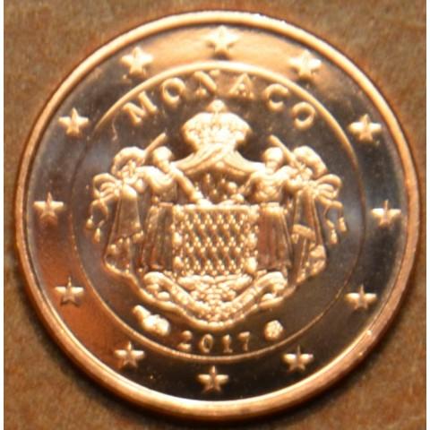 1 cent Monaco 2017 (BU)