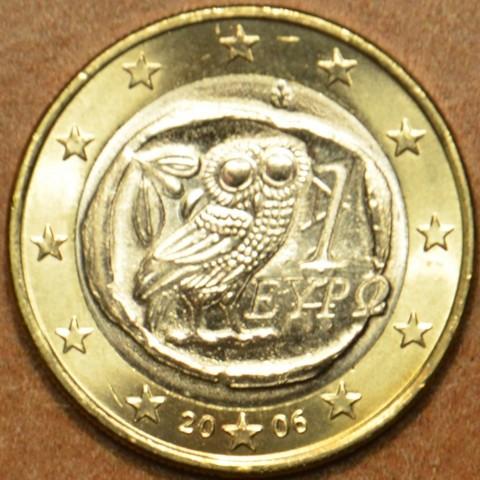1 Euro Greece 2006 (UNC)
