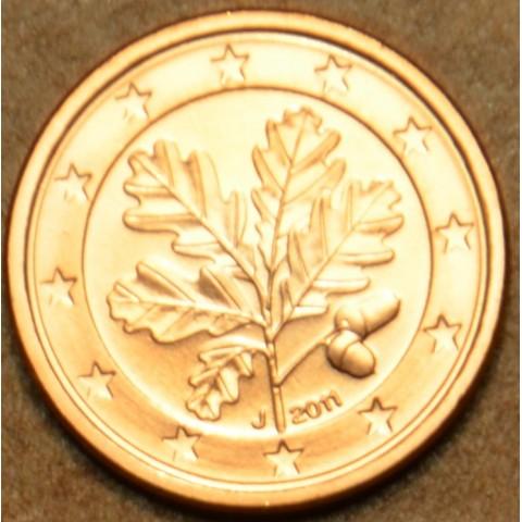 "2 cent Germany ""J"" 2011 (UNC)"