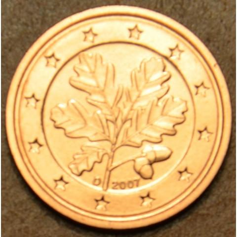"""2 cent Germany """"D"""" 2007 (UNC)"""