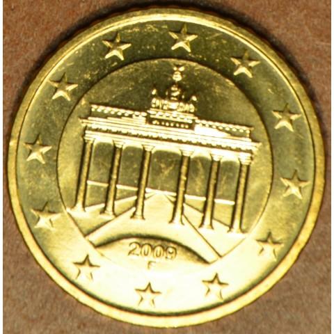"50 cent Germany ""F"" 2009 (UNC)"