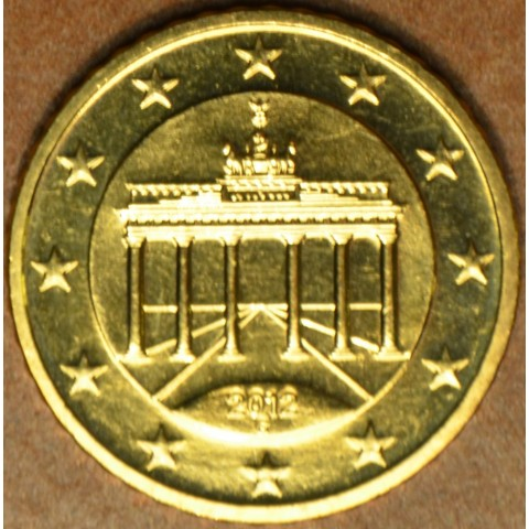 "50 cent Germany ""J"" 2012 (UNC)"