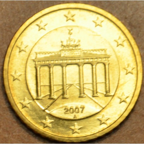 """50 cent Germany """"A"""" 2007 (UNC)"""