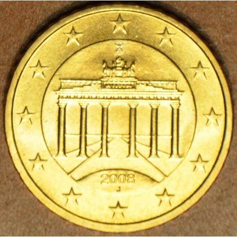 "50 cent Germany ""J"" 2008 (UNC)"