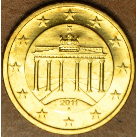 """50 cent Germany """"A"""" 2011 (UNC)"""