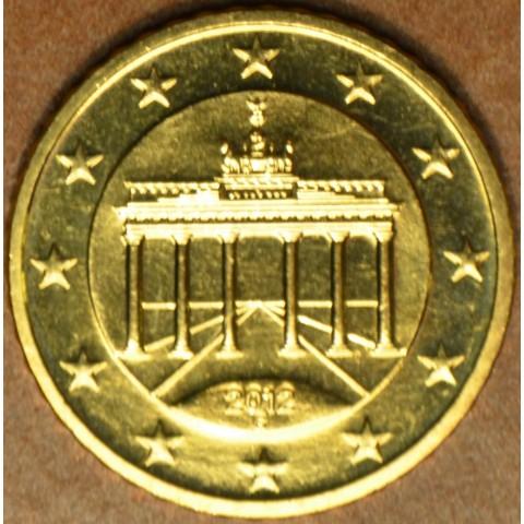 "50 cent Germany ""J"" 2012 (UNC)"
