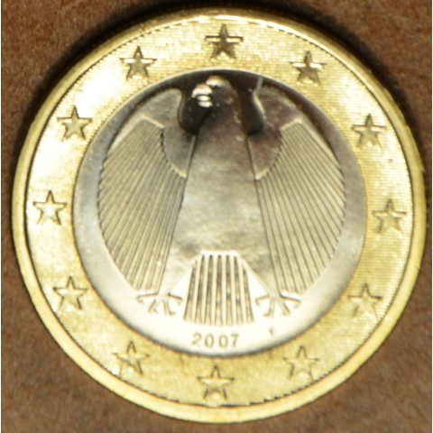"1 Euro Germany ""F"" 2007 (UNC)"