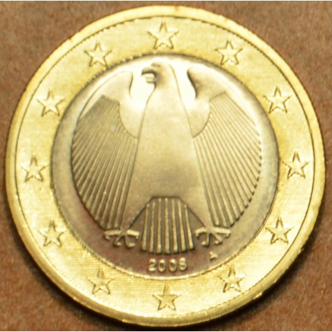 """1 Euro Germany """"A"""" 2008 (UNC)"""