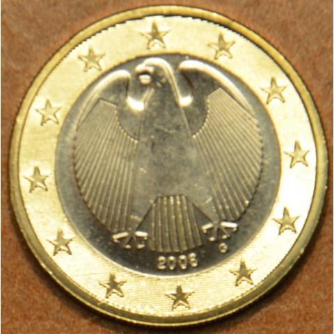 "1 Euro Germany ""G"" 2008 (UNC)"