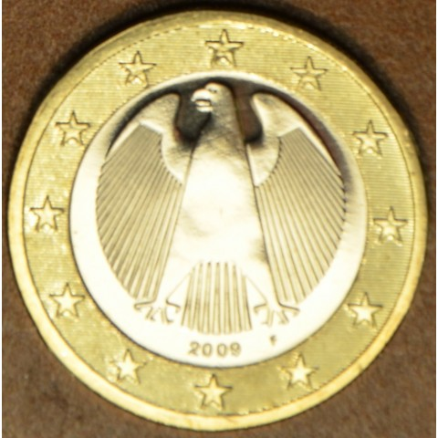 "1 Euro Germany ""F"" 2009 (UNC)"