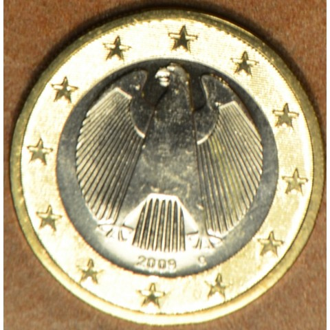 "1 Euro Germany ""G"" 2009 (UNC)"