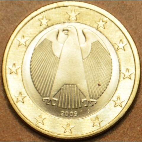 "1 Euro Germany ""J"" 2009 (UNC)"