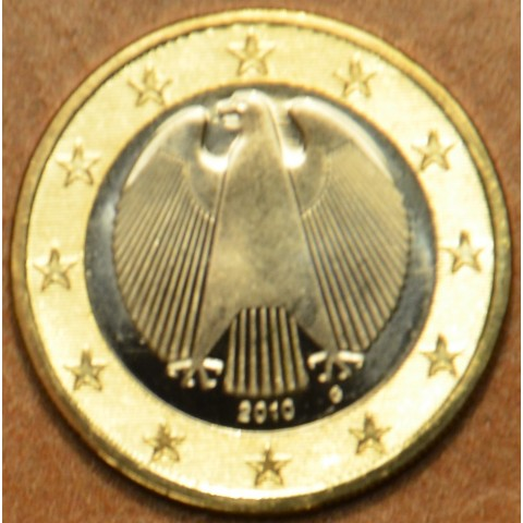 "1 Euro Germany ""G"" 2010 (UNC)"