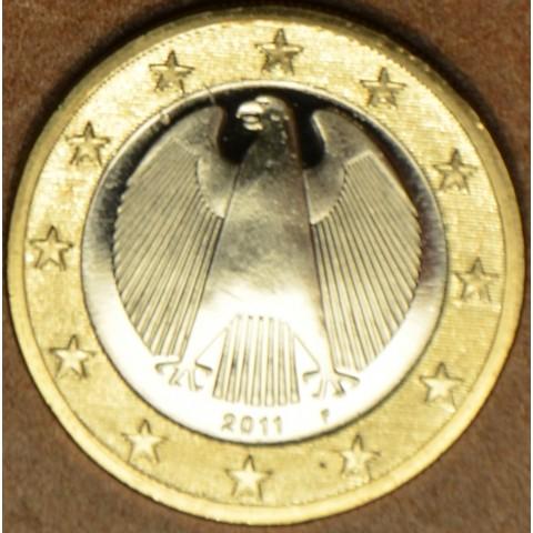"1 Euro Germany ""F"" 2011 (UNC)"