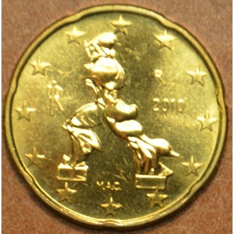 20 cent Italy 2010 (UNC)