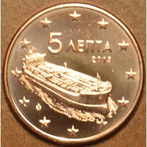 5 cent Greece 2013 (UNC)