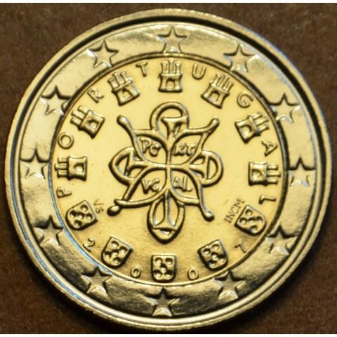 2 Euro Portugal 2007 (UNC)