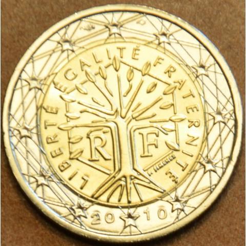 2 Euro France 2010 (UNC)