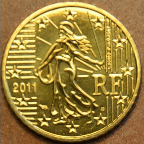 10 cent France 2011 (UNC)