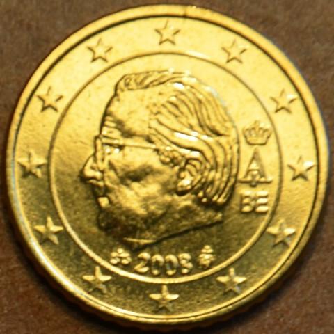 50 cent Belgium 2008 (UNC)
