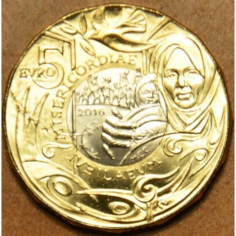 5 Euro San Marino 2016 - Jubilee of Mercy (UNC)