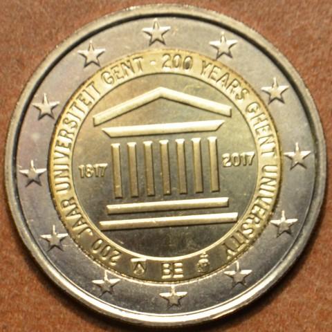 2 Euro Belgium 2017 - University of Ghent (UNC)