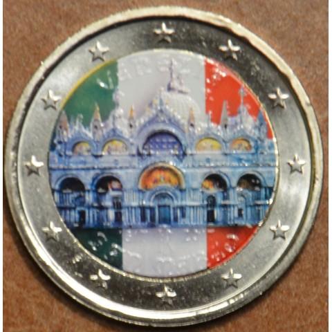 2 Euro Italy 2017 - Venezia II. (colored UNC)