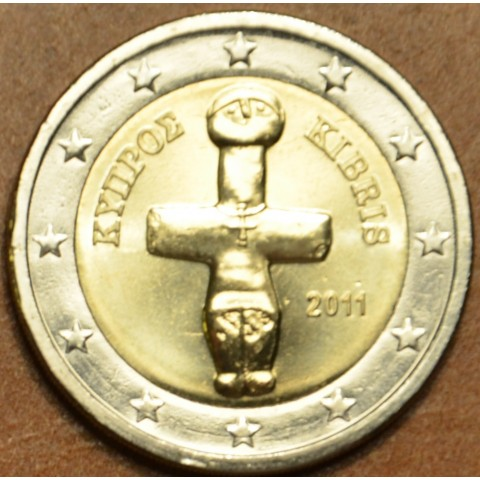 2 Euro Cyprus 2011 (UNC)