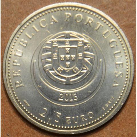 2,5 Euro Portugal 2013 - Arrecadas de Viana do Castelo (UNC)