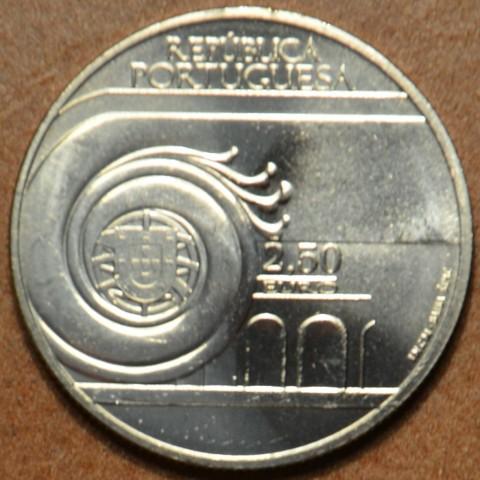 2,5 Euro Portugal 2013 - Joao Villaret (UNC)