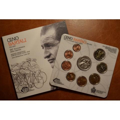 San Marino 2014 official set with 5 Euro Ag coin (BU)