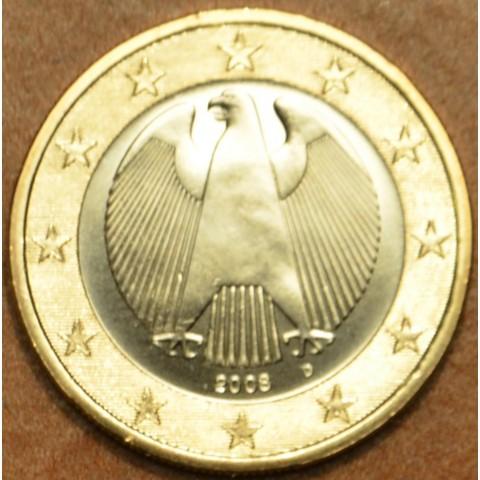 "1 Euro Germany ""D"" 2008 (UNC)"