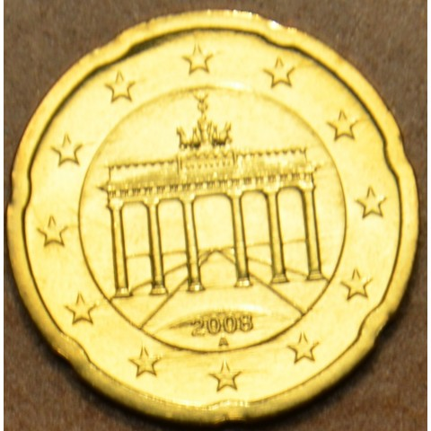 "20 cent Germany ""A"" 2008 (UNC)"